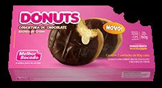 Caixa Donuts 2 Unid