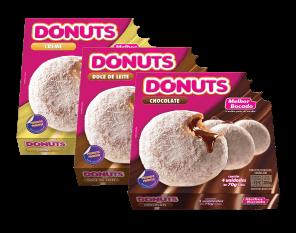Caixa Donuts