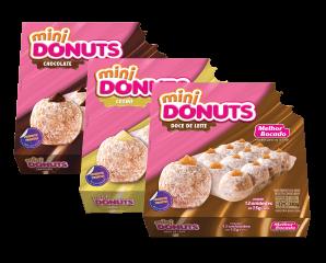 Caixa Mini Donuts