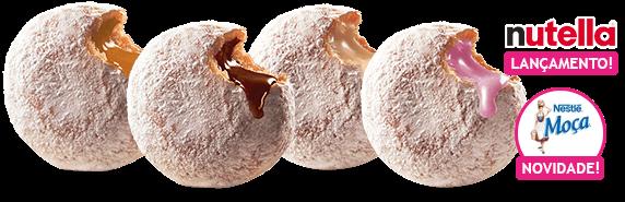 Donuts Melhor Bocado