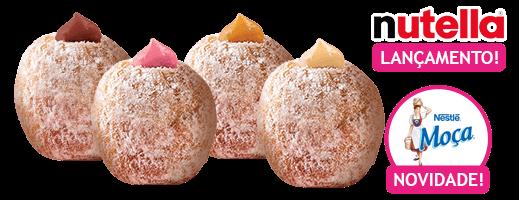 Mini Donuts Melhor Bocado